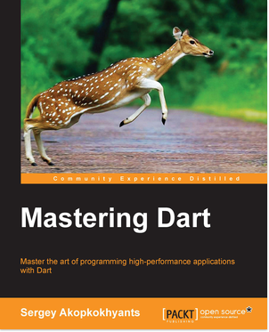 Mastering Dart Cover